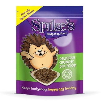 Spike's Crunchy Dry Hedgehog Food