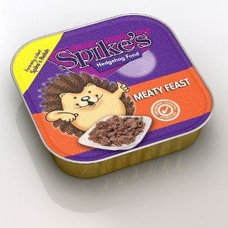 Spike's Meaty Hedgehog Food