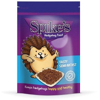 Spike's Semi-Moist Hedgehog Food