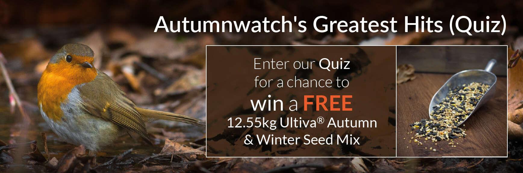 Autumnwatch's Greatest Hits (Quiz)