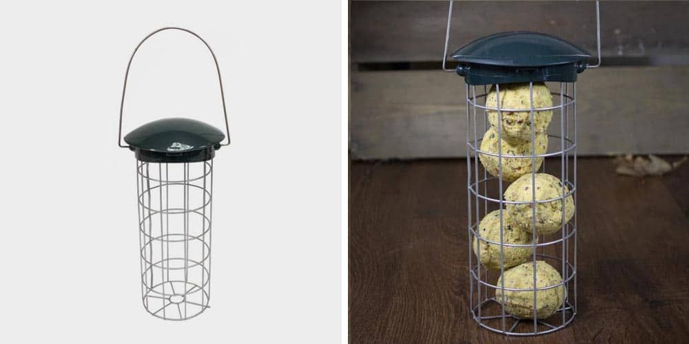 Honeyfield's Easy Fill & Clean Fat Ball Feeder